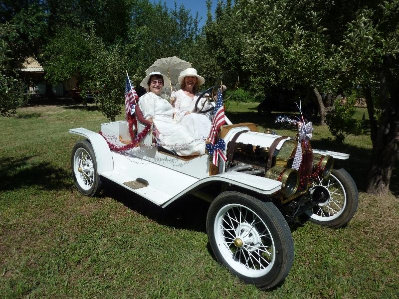 1915 Model T Speedster