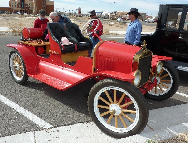 1916 Model T Speedster