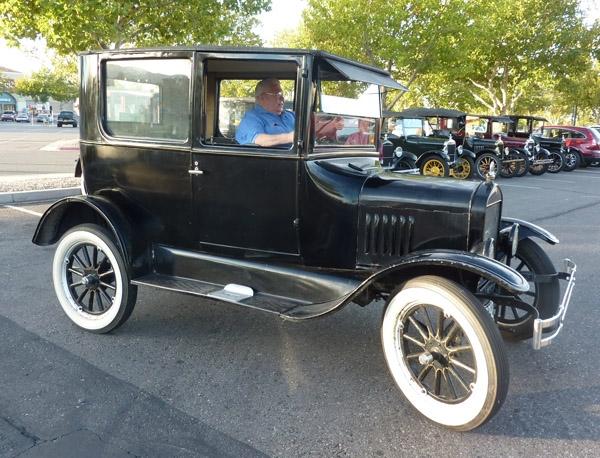 1925 Model T Tudor