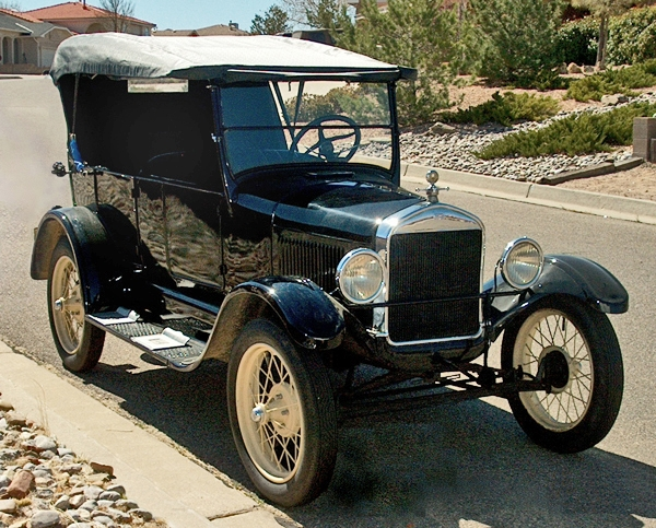 1926 Model T Touring Car