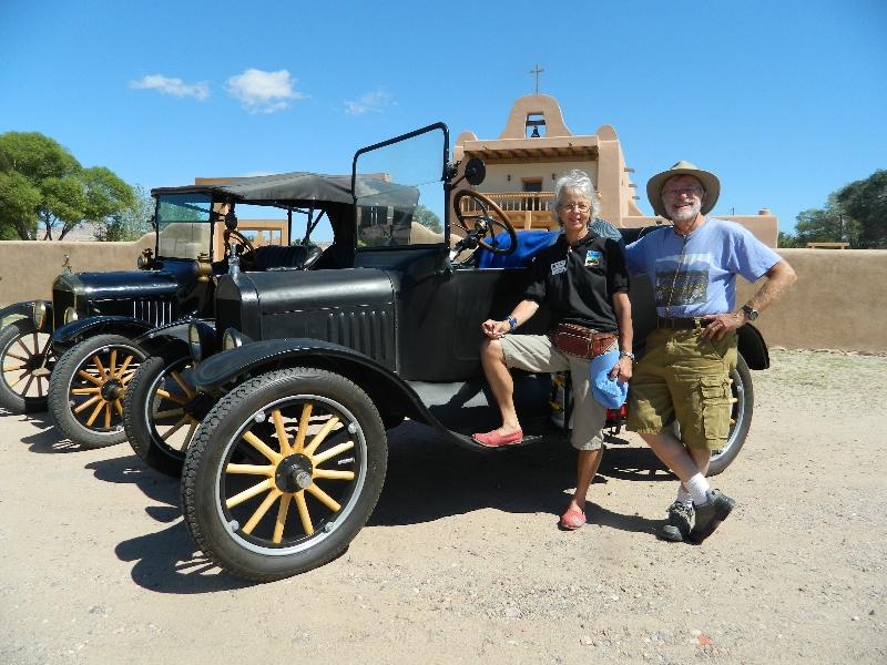 1920 Model T Touring Car
