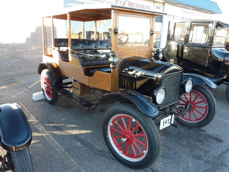 1918 Model T Depot Hack