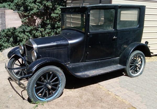 1926 Model T Tudor