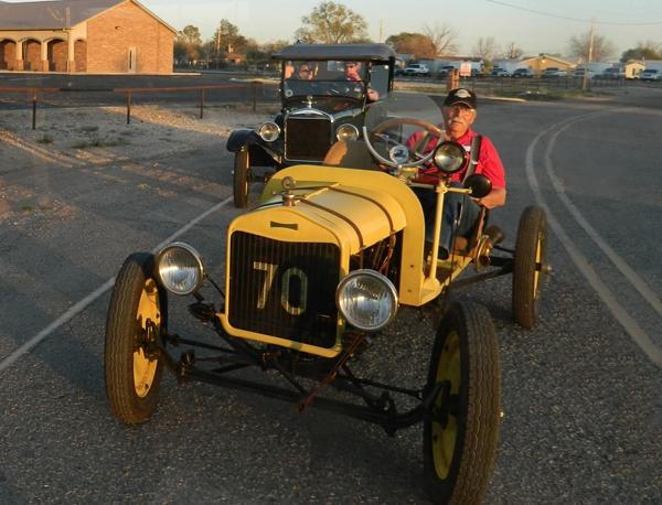 1924 Model T Speedster