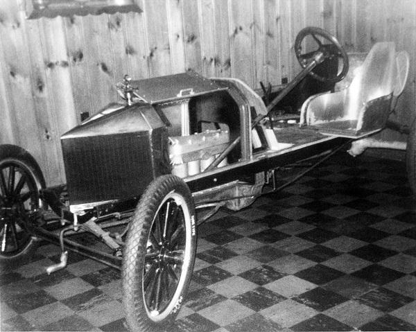 1912 Model T Speedster