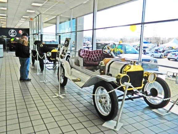 car show at rich ford march 7 2015 tin lizzies of albuquerque. Cars Review. Best American Auto & Cars Review