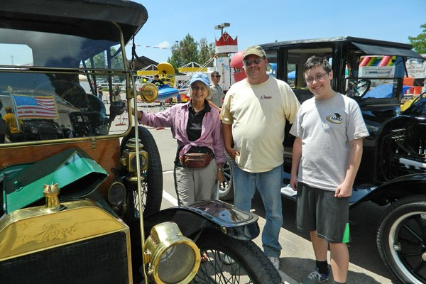 car show at rich ford edgewood aug 22 2015 tin lizzies of albuquerque. Cars Review. Best American Auto & Cars Review